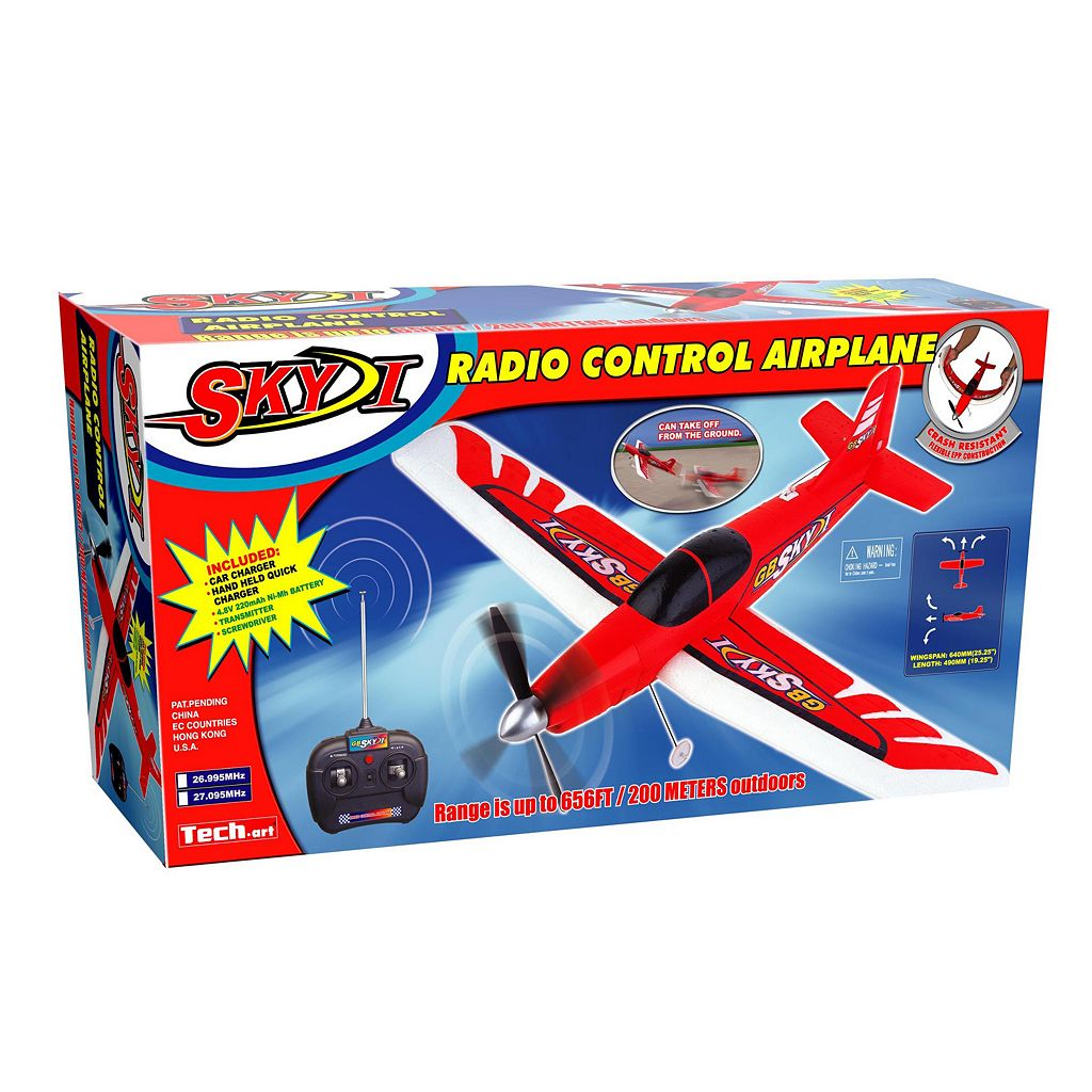 Golden Bright Sky I Radio Control Airplane