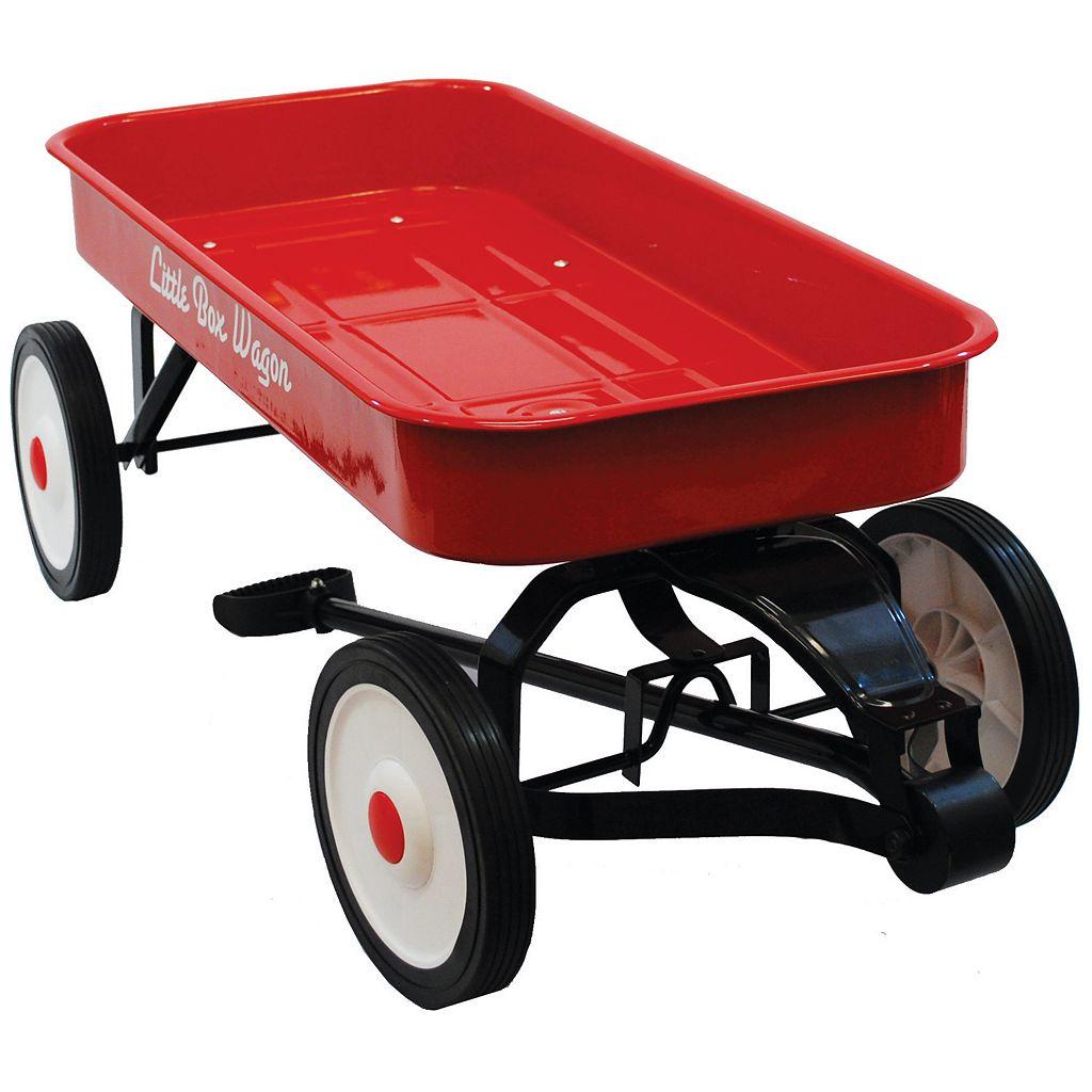 Grand Forward Little Box 34-in. Metal Wagon