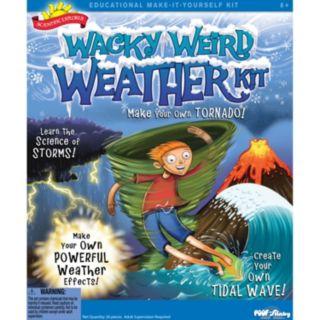 Scientific Explorer Wacky Weird Weather Kit