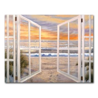 Elongated Window by Joval Canvas Wall Art
