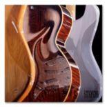 """Music Store"" by Roderick Stevens Canvas Wall Art"