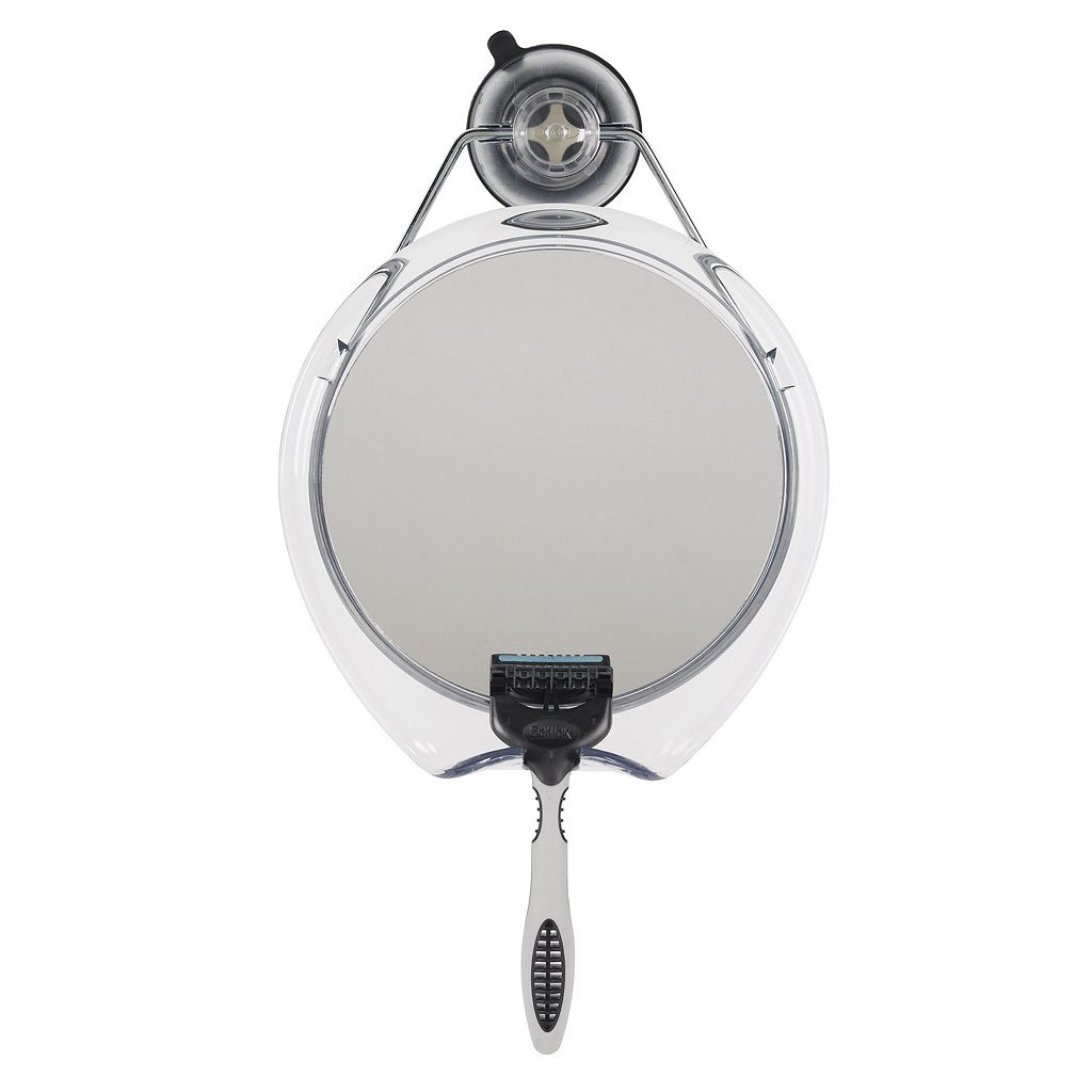 OXO Good Grips StrongHold Suction 6-in. Fogless Mirror