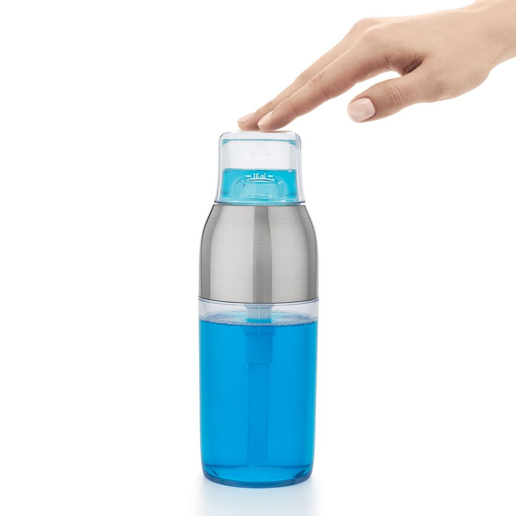 OXO Good Grips Mouthwash Dispenser