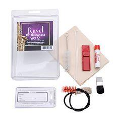 Ravel Alto Saxophone Care Kit