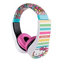 Hello Kitty Character Headphones
