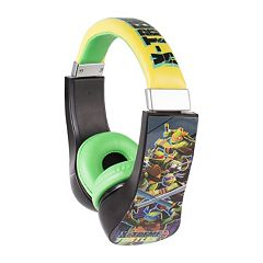 Teenage Mutant Ninja Turtles Character Headphones