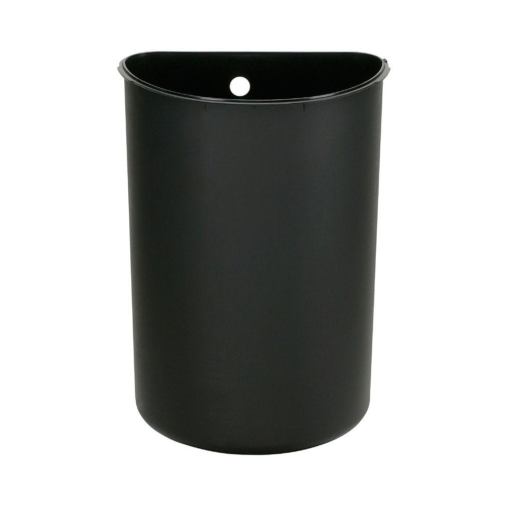 simplehuman 2.6-Gallon Semi-Round Step Trash Can