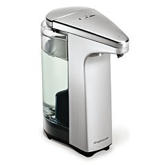 simplehuman 8-oz. Sensor Pump Soap Dispenser