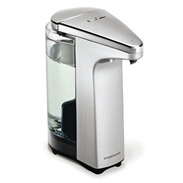 simplehuman 8-oz. Sensor Pump Soap Dispenser