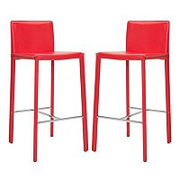 Safavieh 2-pc. Jason Bar Stool Set