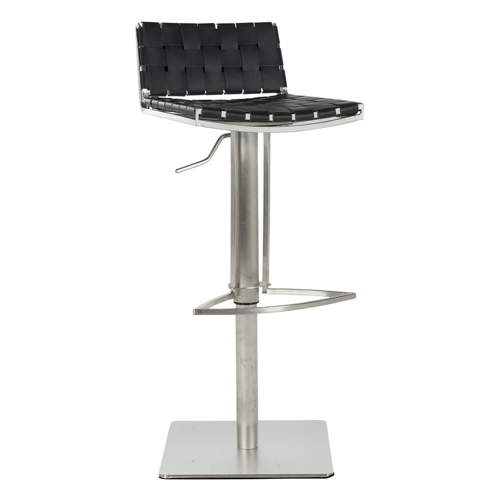 Safavieh Mitchell Bar Swivel Stool