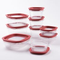 Rubbermaid Premier 18-pc. Food Storage Container Set