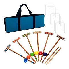 Trademark Games Complete Croquet Set