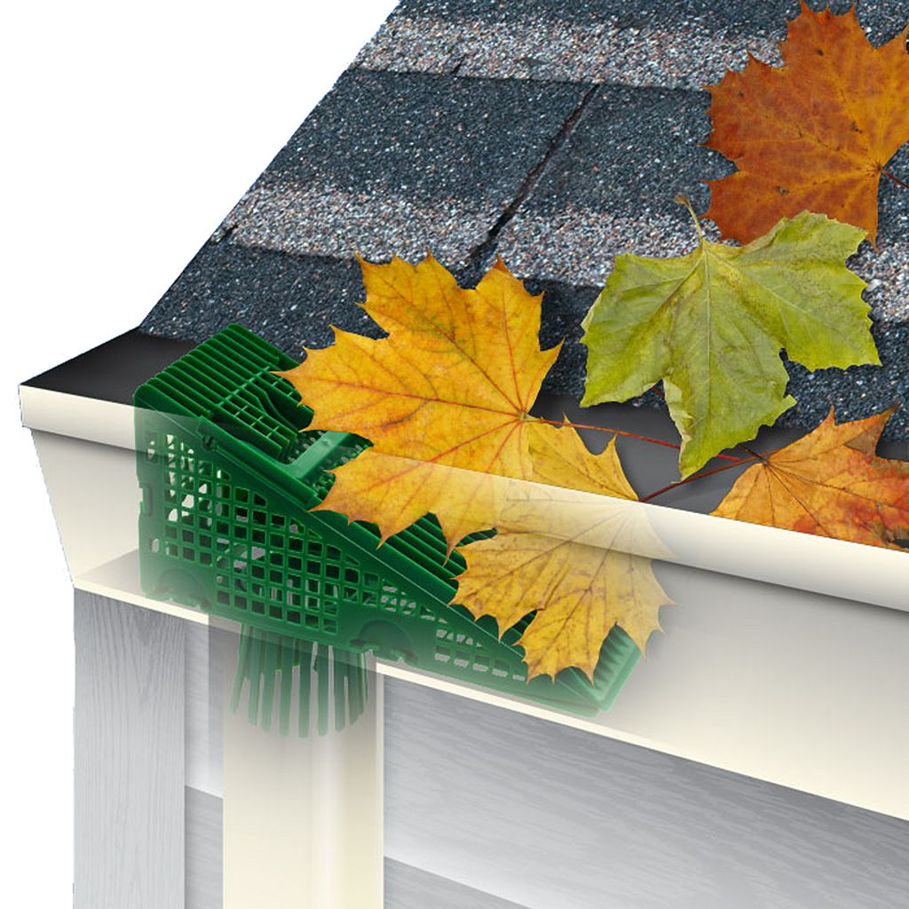 Trademark Home EZ Clean Downspout Screens