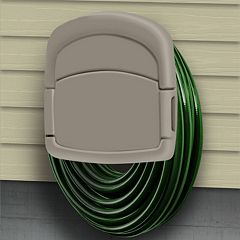 Trademark Home Garden Hose Storage Center