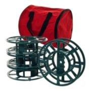 Trademark Home String & Store Christmas Light Reels