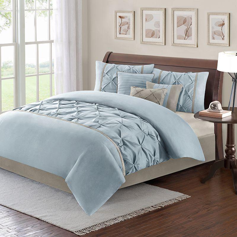 home classics leena 7 pc comforter set king