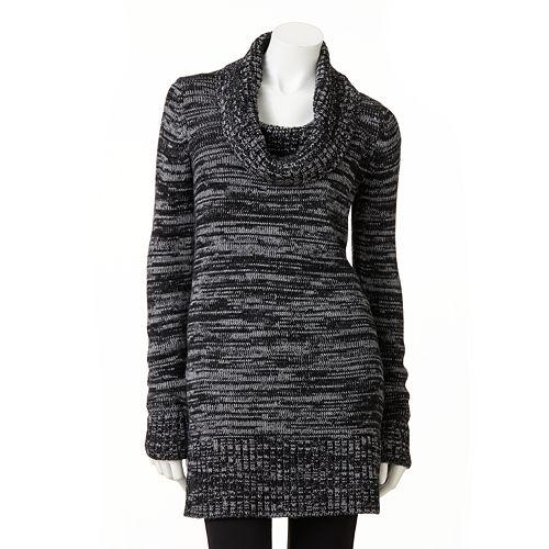 198a26d97fd Women s AB Studio Marled Sweater Tunic
