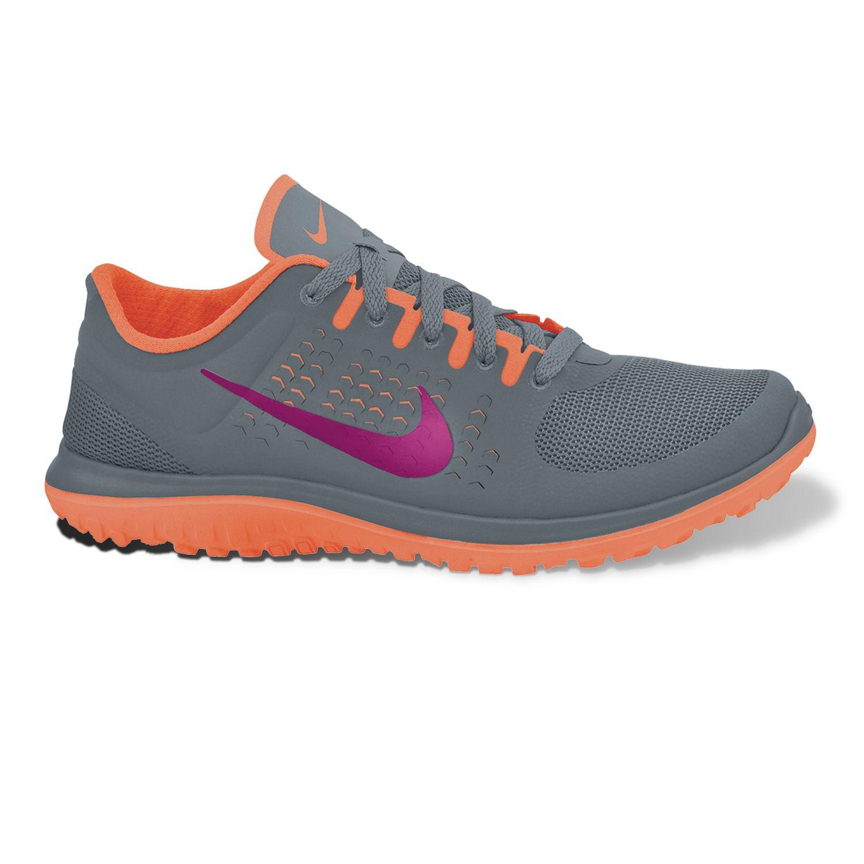 Nike Black FS Lite Run High-Performance Running Shoes - Women