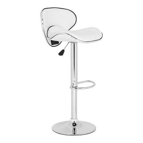 Safavieh Shambi Adjustable Swivel Bar Stool
