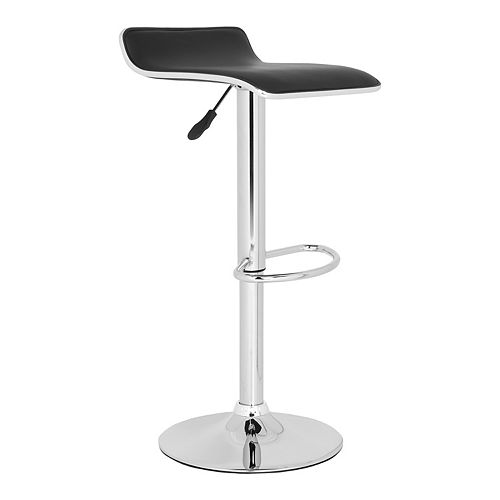 Safavieh Chaunda Adjustable Swivel Bar Stool