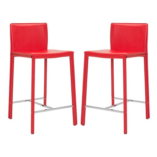 Safavieh 2-pc. Jason Counter Stool Set