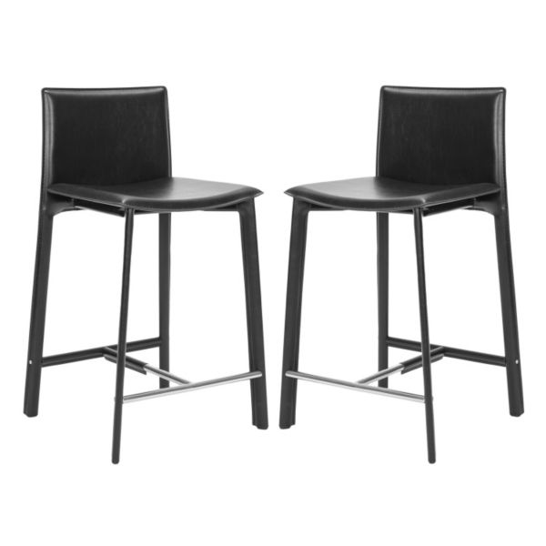 Safavieh 2 Pc Janet Counter Stool Set