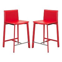 Safavieh 2-pc. Janet Counter Stool Set
