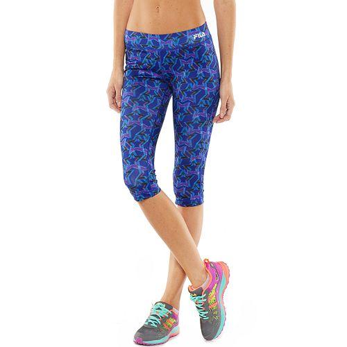 Women's FILA SPORT® Maui Skimmer Capri Leggings