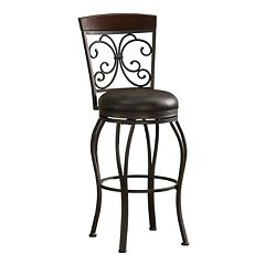 American Heritage Billiards Amelia Counter Stool