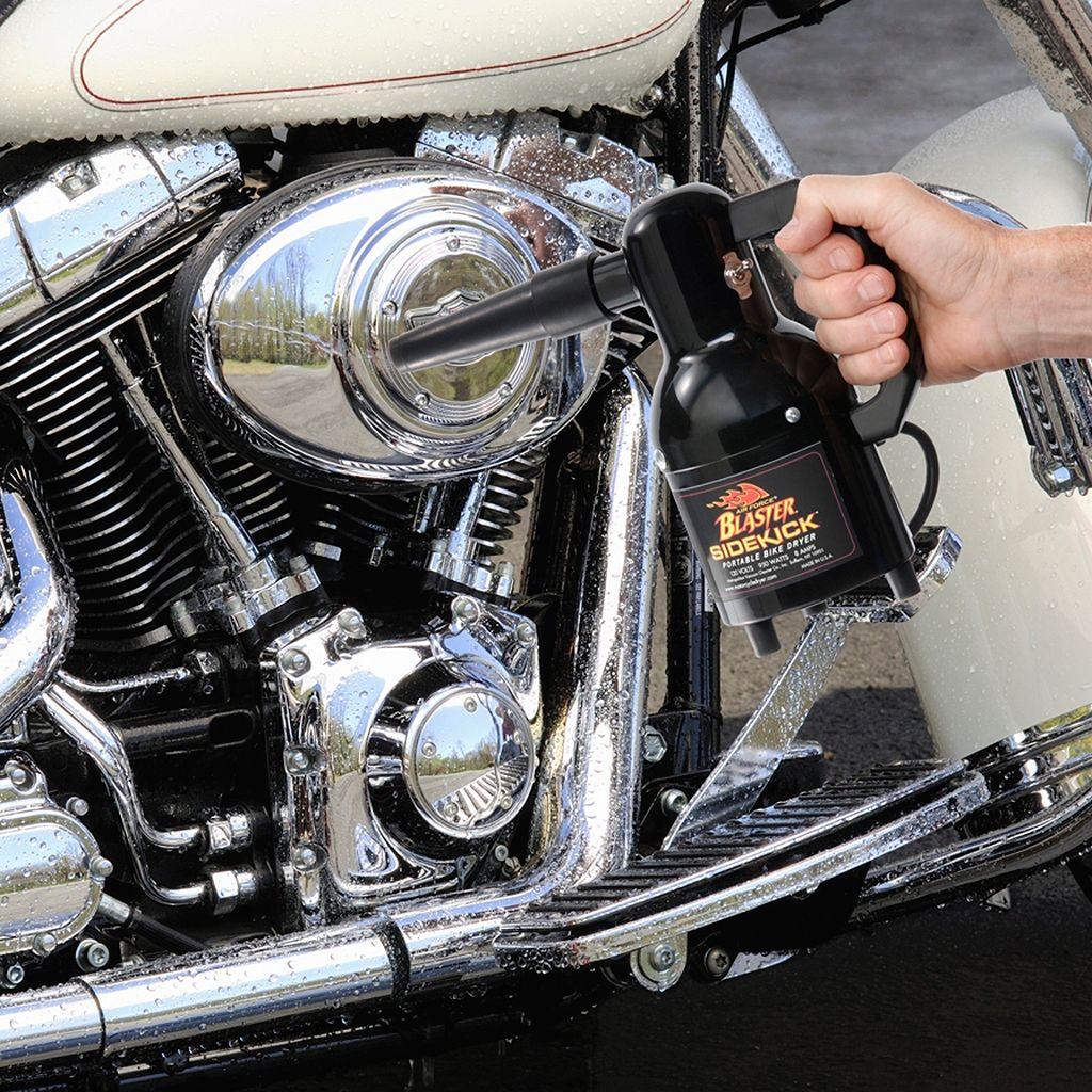 MetroVac Air Force Blaster Sidekick Motorcycle Dryer
