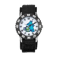 Disney / Pixar Monsters University Mike & Sulley Kids' Time Teacher Watch