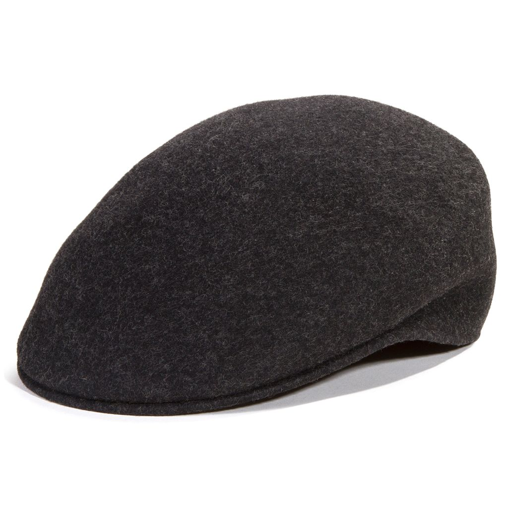 DPC Wool Felt Ascot Cap - Men