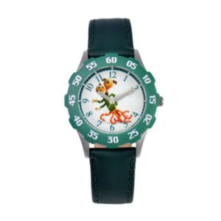 Disney / Pixar Monsters University Terri & Terry Juniors' Leather Watch