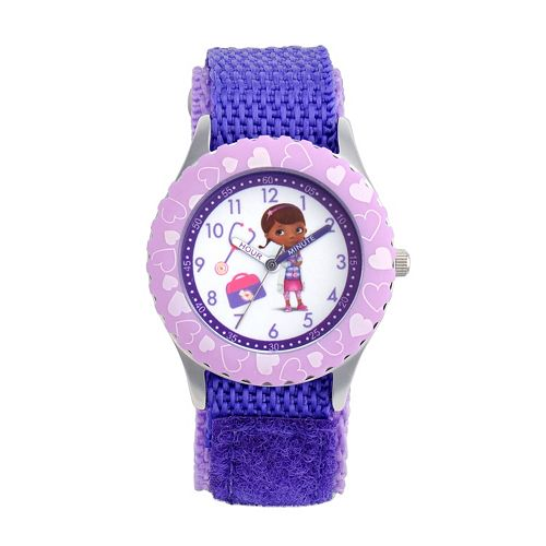 Disney's Doc McStuffins Kids' Time Teacher Watch