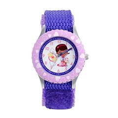 Disney's Doc McStuffins & Lambie Kids' Time Teacher Watch