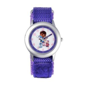 Disney's Doc McStuffins, Lambie, Chilly & Hallie Kids' Time Teacher Watch