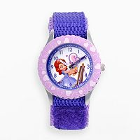 Disney's Sofia the First Kids' Time Teacher Watch