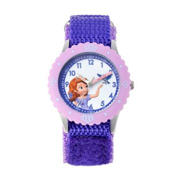 Disney's Sofia the First & Mia Kids' Time Teacher Watch