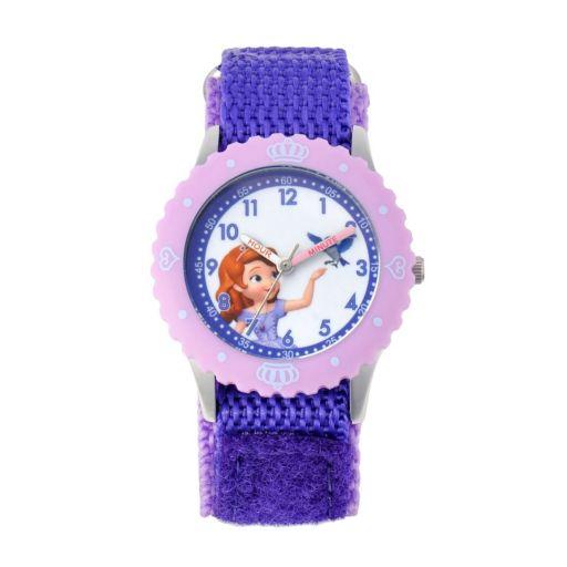Disney's Sofia the First & Mia Kids' Time Teacher Watch
