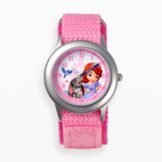 Disney's Sofia the First & Clover Kids' Time Teacher Watch