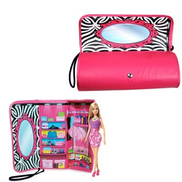 Barbie Black Bow Clutch & Closet by Neat-Oh!