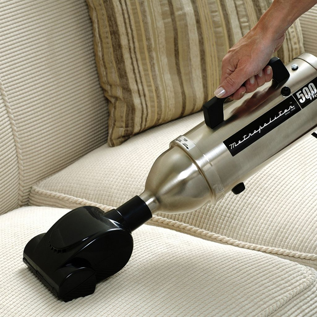 MetroVac Professional Handheld Car Vacuum with Turbo Brush