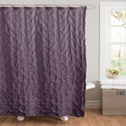 Lake Como Fabric Shower Curtain