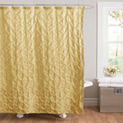 Lake Como Fabric Shower Curtain