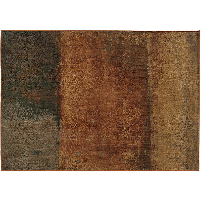 Oriental Weavers Kasbah Abstract Rug 6 7 X 9 6