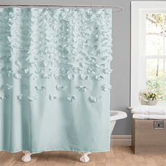 Lucia Fabric Shower Curtain