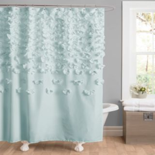 Lucia Fabric Shower Curtain
