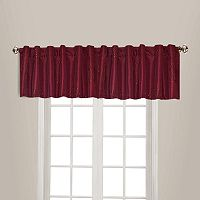 United Curtain Co. Starburst Valance - 54'' x 14''