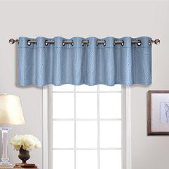 United Curtain Co. Hamden Window Valance - 54'' x 18''